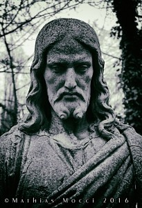 Cimitero Olsany - Gesù- -Praga 2016