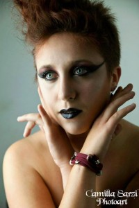 MakeUp dark punk