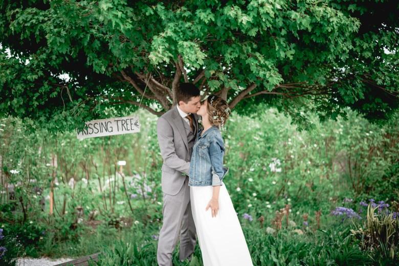 Hochzeit Fotografiert in den Kittenberger Erlebnisgärten