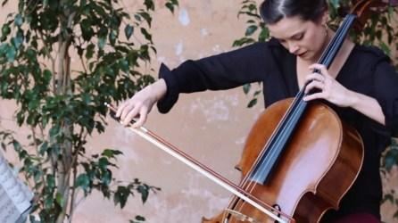 Mathilde all'Open Days di agraria a Perugia