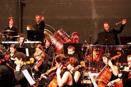 Mathilde con la Sinfonia Pop Orchestra