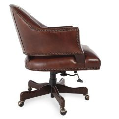 Padded Office Chair Nilkamal Design And Price Leather Swivel Tilt In Dark Brown