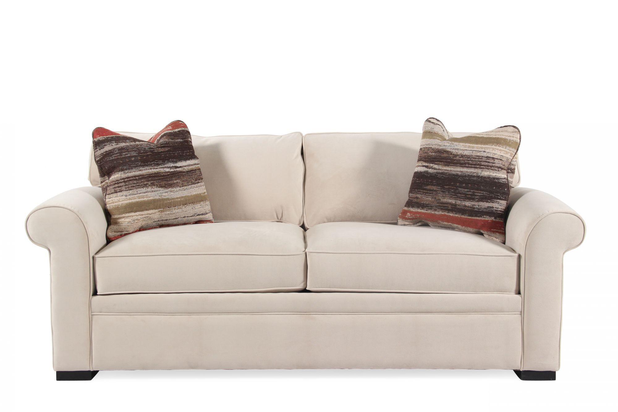 kensington sofa bed reviews 3 in 1 corner storage cream sleeper furniture twin size new ...