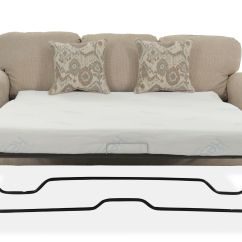 Lane Sleeper Sofa Queen Armless Sofas Australia Roll Arm Transitional 84 Quot In Sand