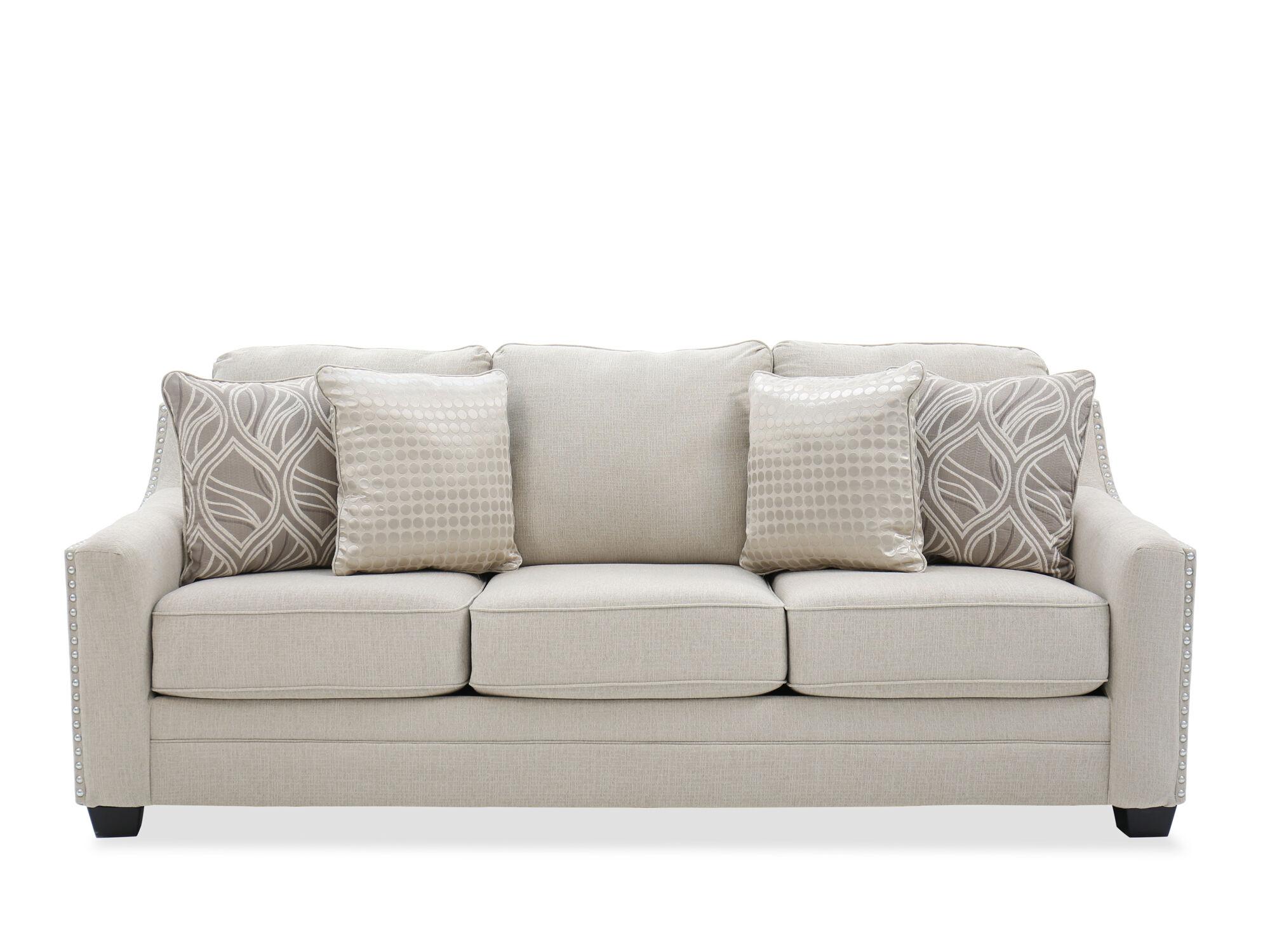 ashley sofa tables luxury queen sleeper straight arm 92