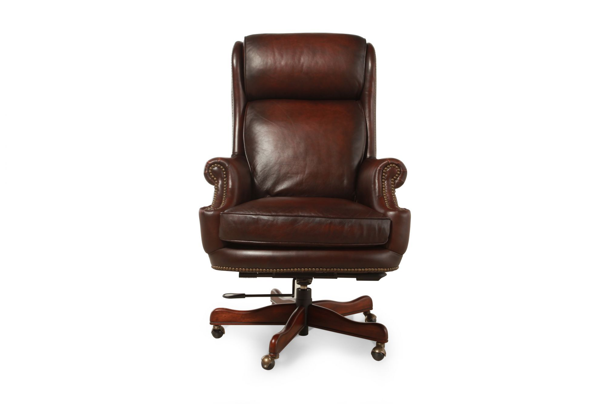 younger sofa james best and cheapest beds leather ergonomic executive swivel tilt chair in rich