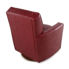 Low Profile Chairs Chair Design Mind Map Contemporary Swivel Glider Recliner In Berry