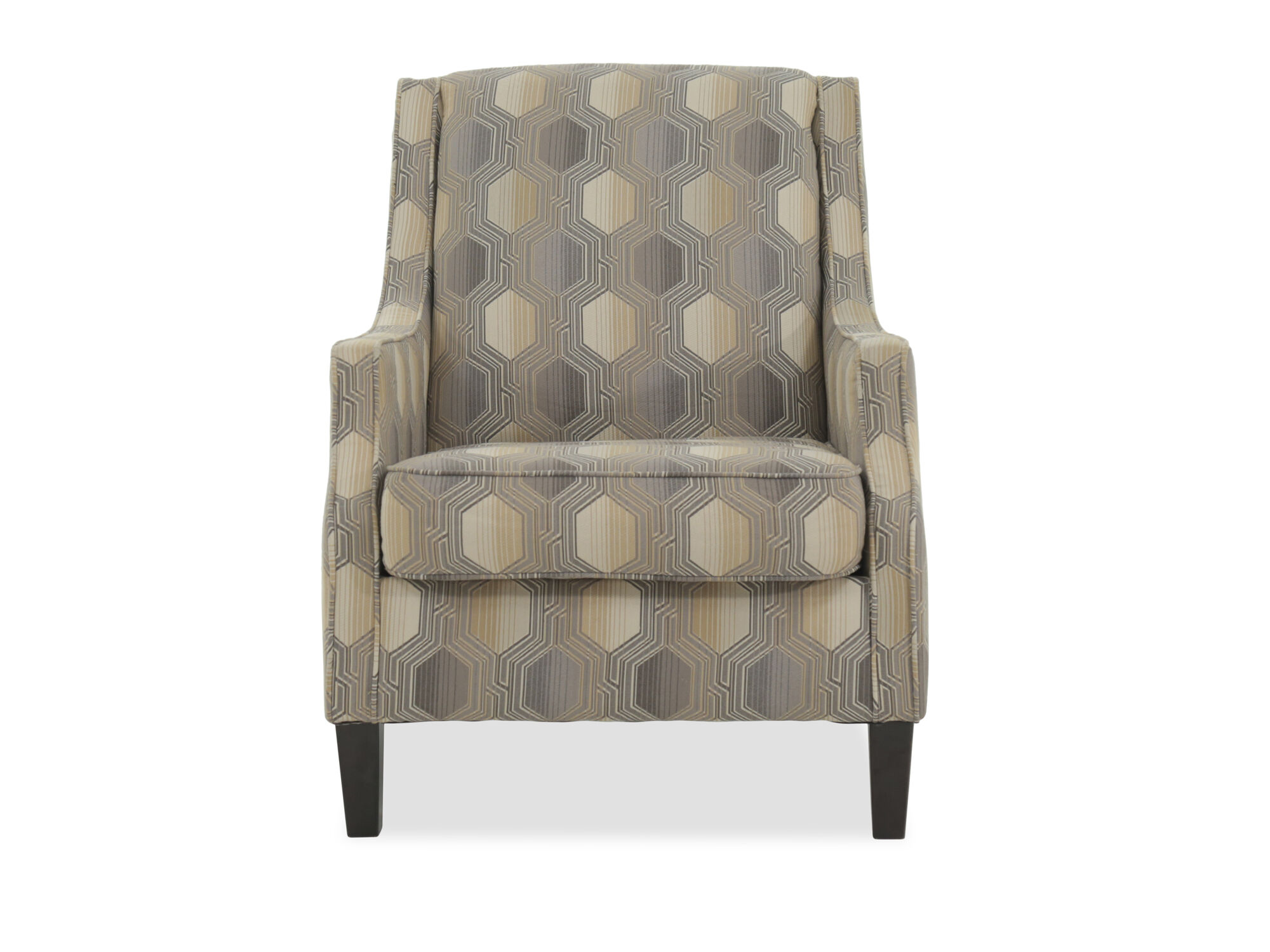 geometric accent chair unusual company patterned contemporary 30 5 quot
