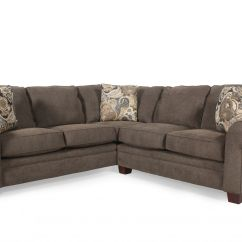 Sectional Sofa Fabric Choices Indoor Rattan Set Broyhill Lawson