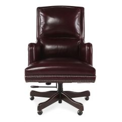 Ergonomic Chair Tilt Wedding Cover Hire In Northamptonshire Leather Executive Office Dark