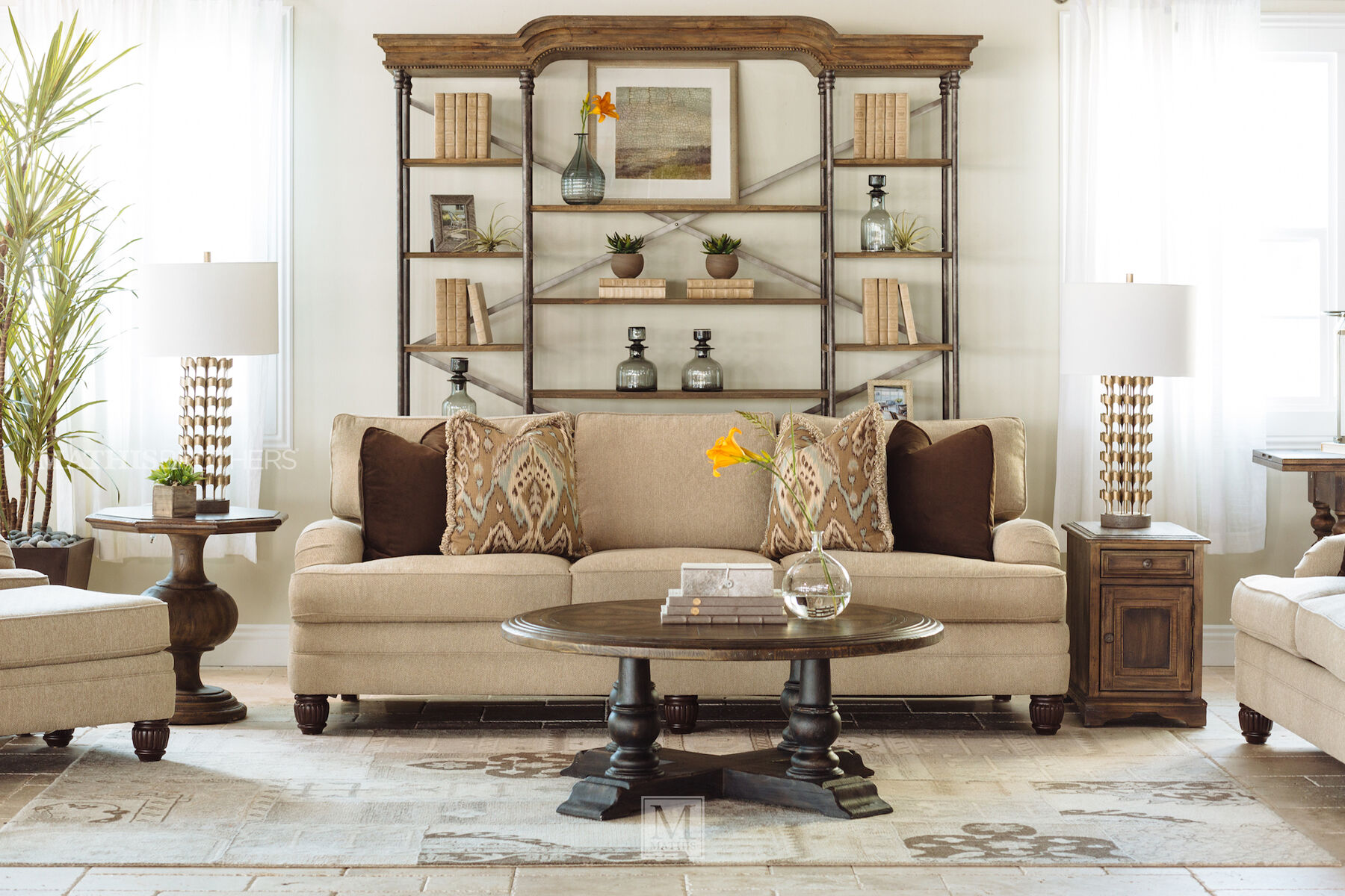 bernhardt walsh sofa brown leather bed argos design ideas