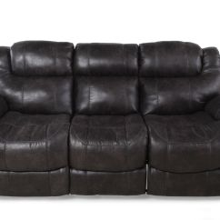 Lane Leather Sofa And Loveseat Sectional With Pull Out Bed Recliner Durablend
