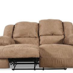 Ashley Sofa Recliners Grey What Colour Paint Microfiber Reclining Home The Honoroak