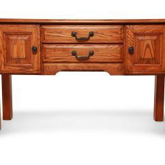 Country Cote Sofa Table Havertys Avondale Two Door In Golden Oak Mathis