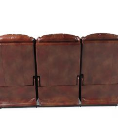 Lazy Boy Maverick Recliner Sofa Reclining Leather La Z Mahogany