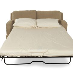 La Z Boy Diana Sleeper Sofa How To Make Set With Paper Lazy Full Leah Premier Supreme Comfort