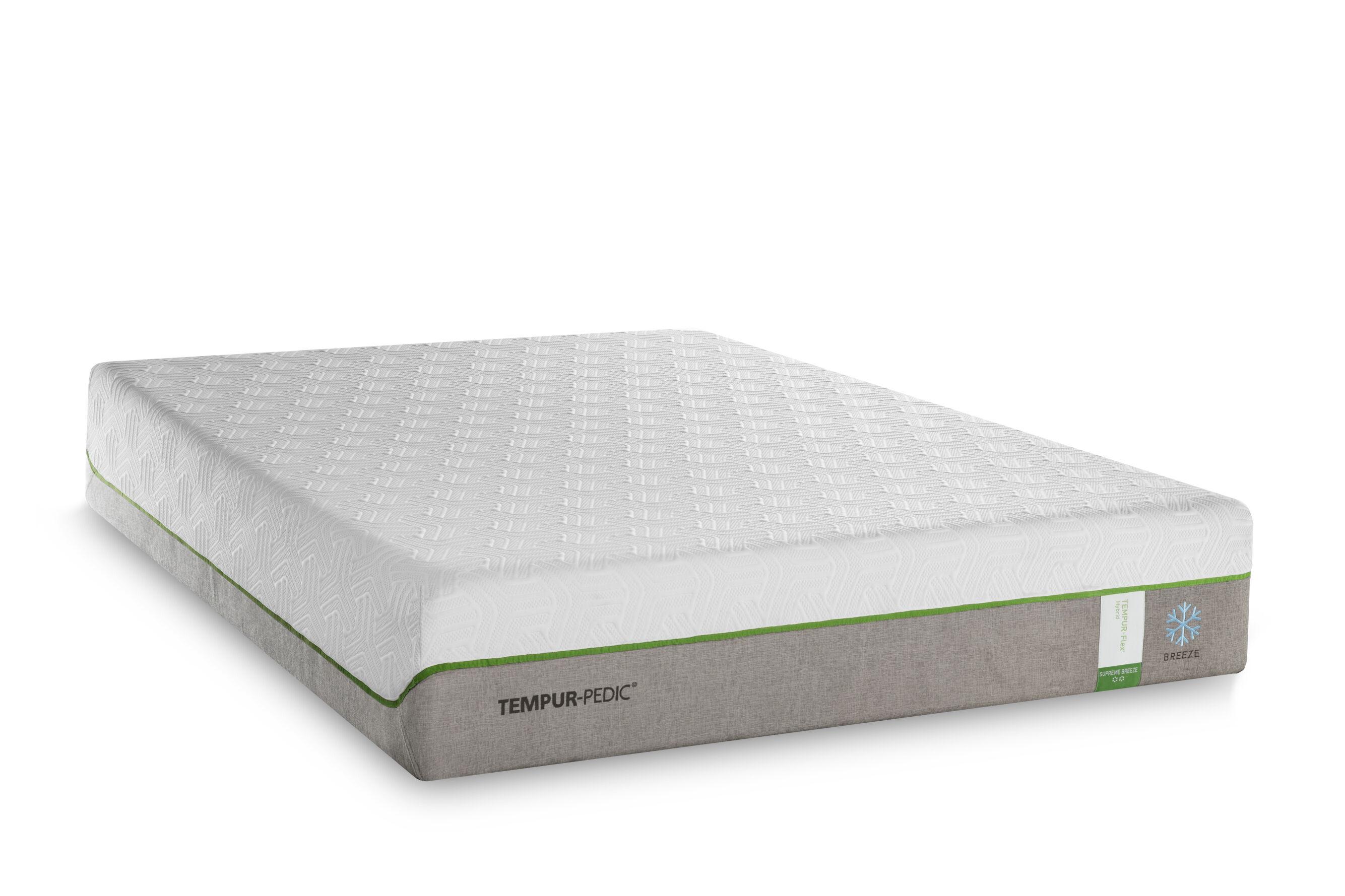 TempurPedic Hybrid Mattress  Mathis Brothers