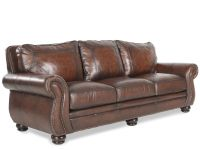 Bernhardt Leather Sofa Reviews Bernhardt Winslow 100 ...
