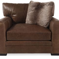 Low Profile Chairs Menards Patio Chair Cushions Leather 47 Quot And A Half In Brown Mathis