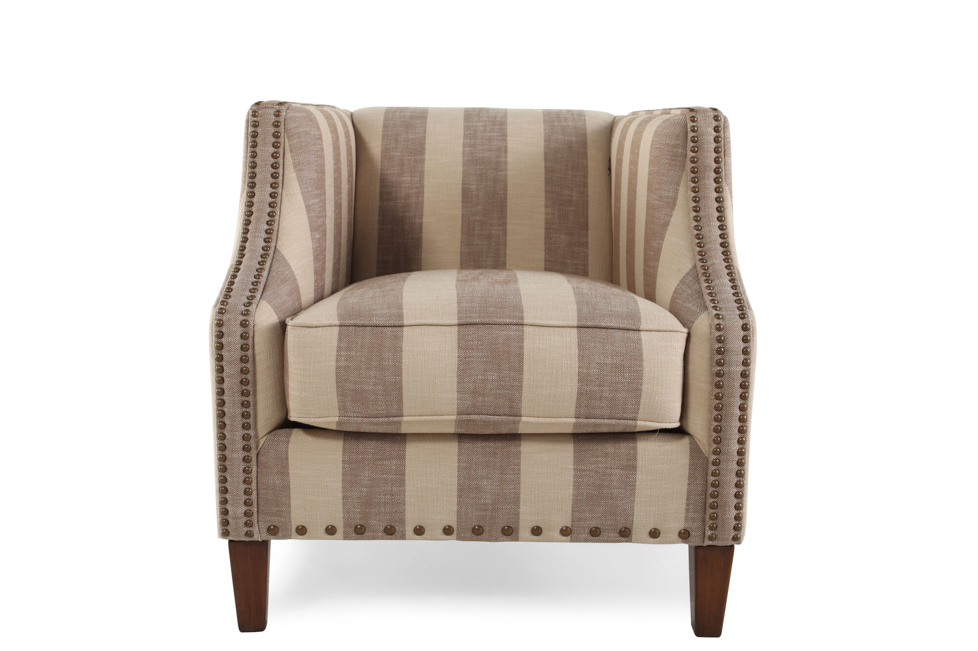 traditional accent chairs gothic for sale nailhead trimmed 30 quot chair mathis