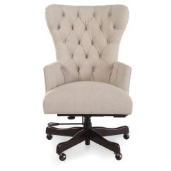 Tufted Desk Chair Chairs Images Home Office Mathis Brothers Button Swivel Nbsp In Natchez Brown