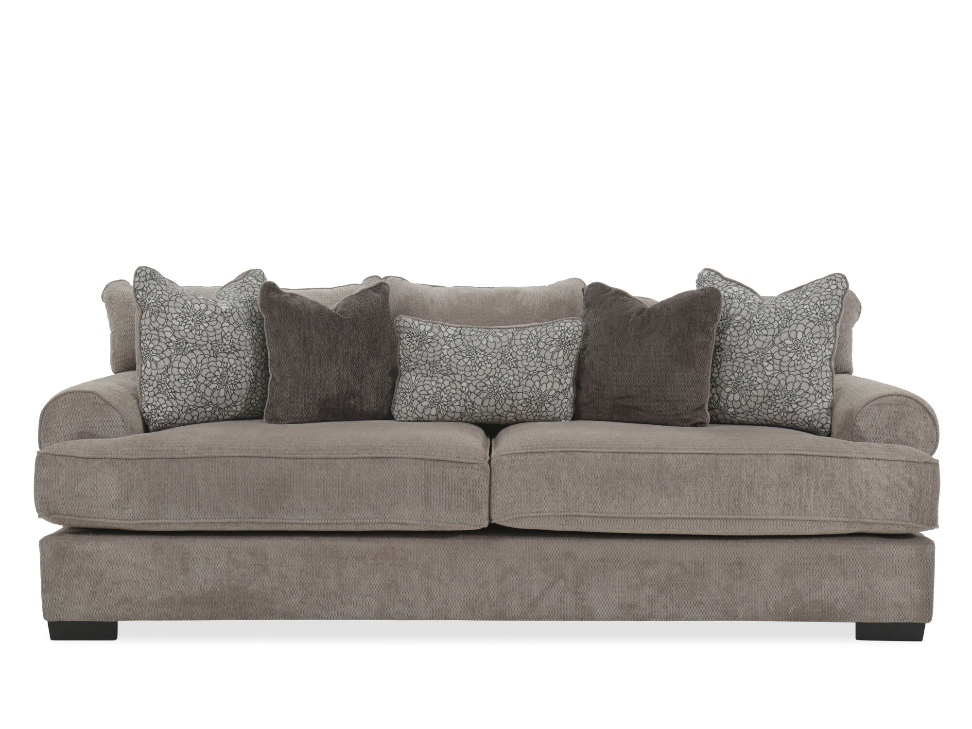navasota queen sofa sleeper reviews star maker low profile 96 quot in gray mathis brothers furniture