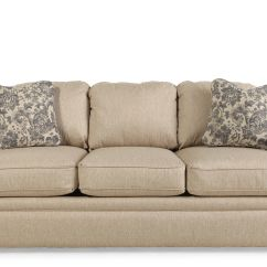 La Z Boy Diana Sleeper Sofa Discount Sectional Sofas For Sale Contemporary 77 Quot Queen In Dove Brown Mathis