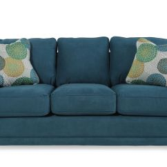 Teal Sofas Sleeper Sofa Sectional Rooms To Go Casual 77 Quot In Mathis Brothers Furniture