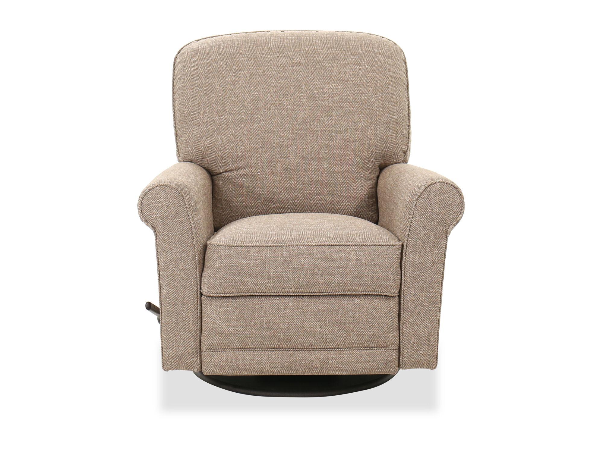 Glider Rocker Recliner Chair