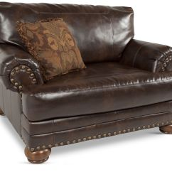 Dillon Chair 1 2 Best Reclining Office Rolled Arm Traditional And A Half In Brown Mathis