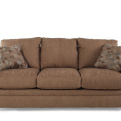 Rolled Arm Sofa Nz Horchow Tables 86 Quot In Brown Mathis Brothers Furniture