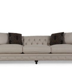 Bernhardt Cantor Sectional Sofa Modern Designs In Kenya Mathis Brothers Leather Sofas Rolled Arm 88 ...