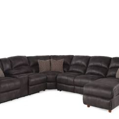 Gray Microfiber Power Reclining Sofa Top Grain Leather Quality 118 Quot Sectional In Mathis
