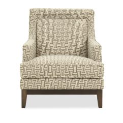 Home Decor Accent Chairs Ergonomic Folding Chair Geometric Patterned Casual 31 Quot Mathis