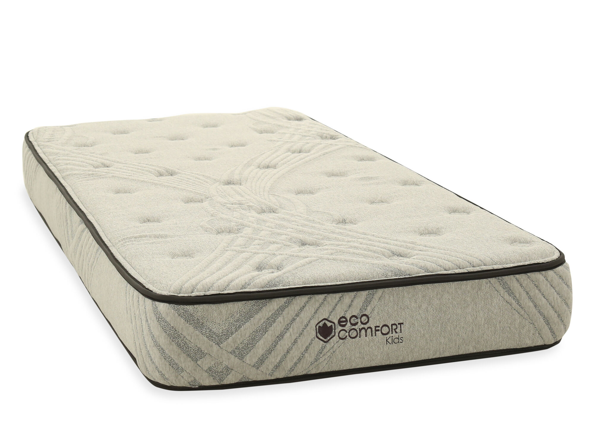 ecocomfort Kids Plush Mattress  Mathis Brothers Furniture