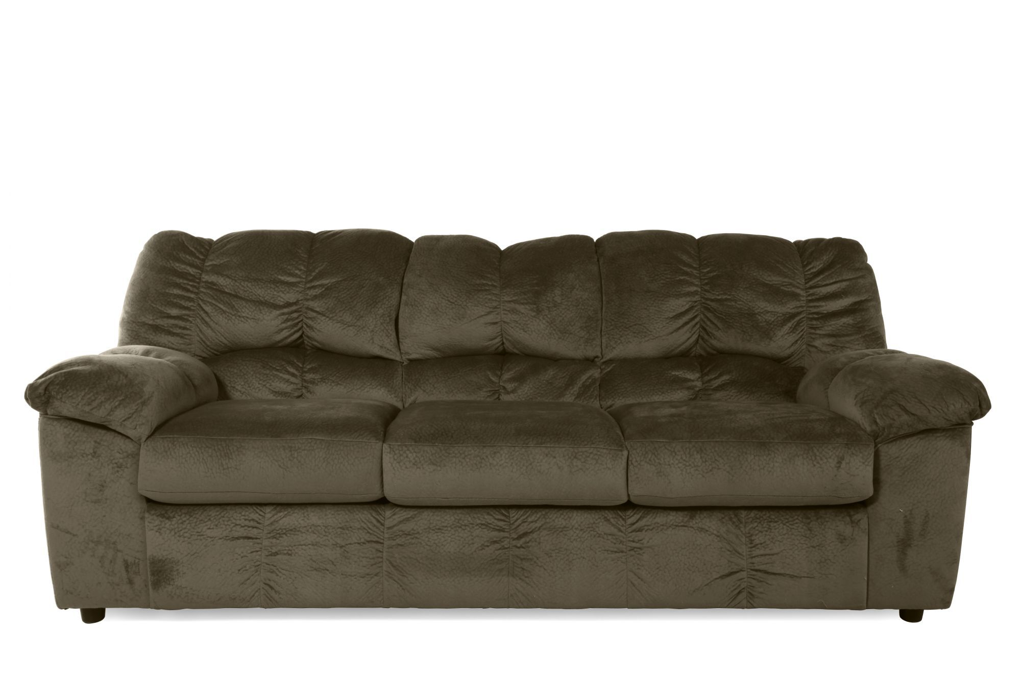dune sofa army acronyms casual microfiber 90 quot in mathis brothers furniture