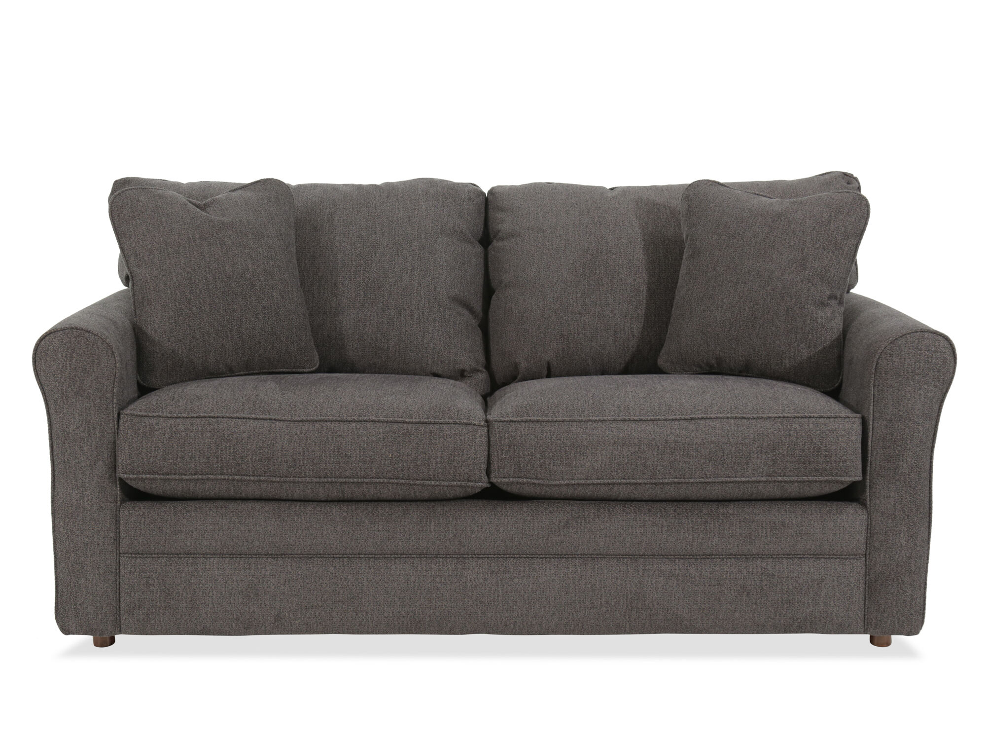 Casual 735 Full Sleeper Sofa in Gray  Mathis Brothers Furniture