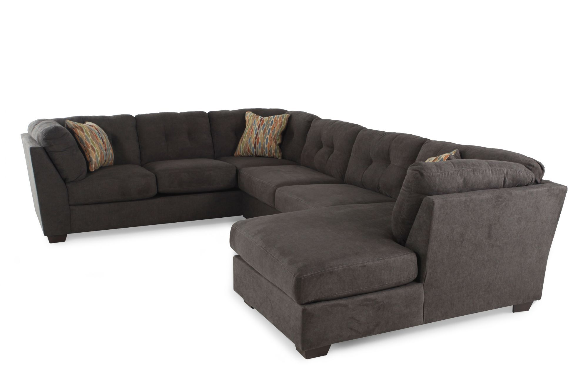 parker 2 piece sofa and loveseat in brown 1 sofala ave riverview nsw 2066 three microfiber sectional chocolate