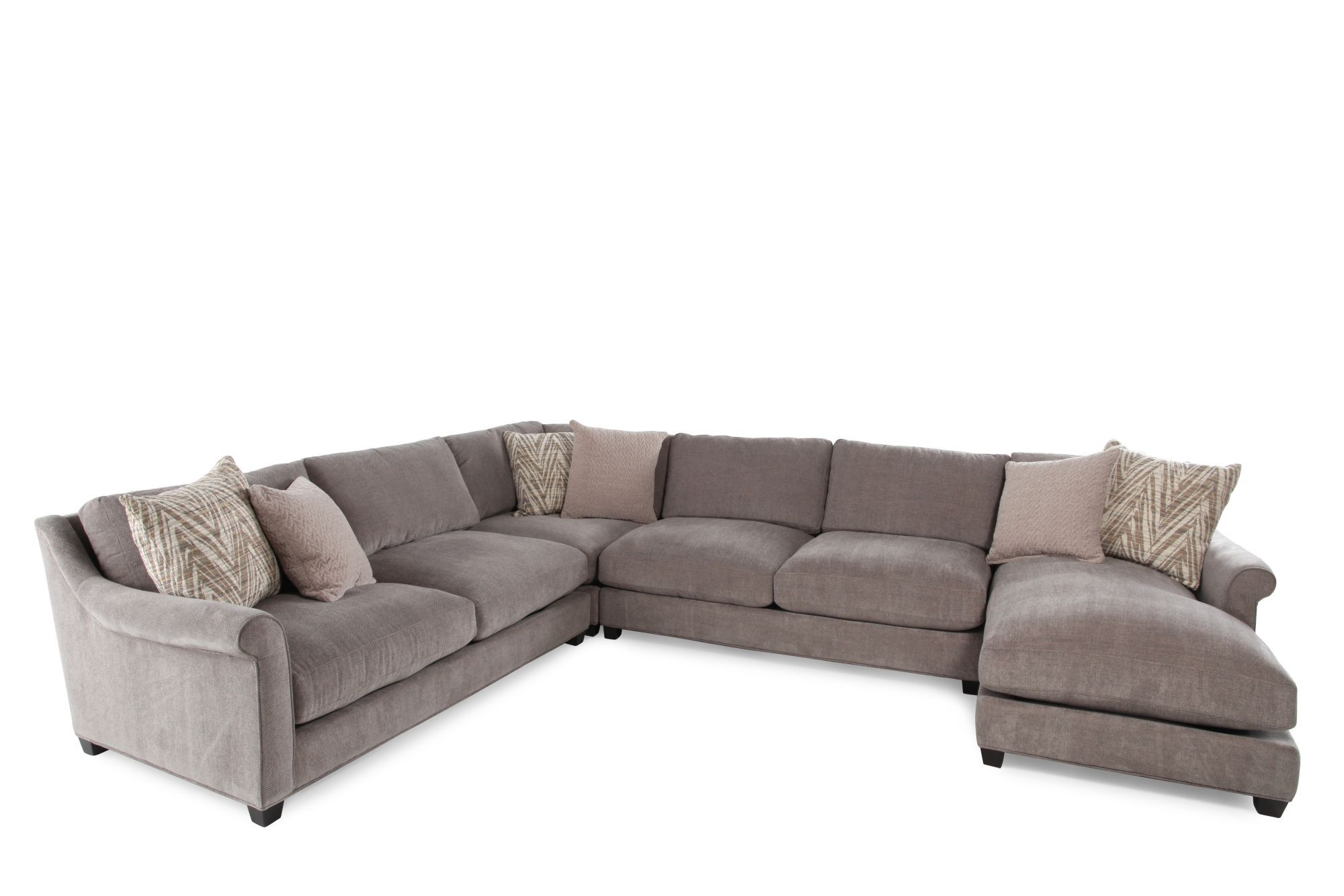 jonathan louis benjamin sectional sofa sofas for small rooms with design