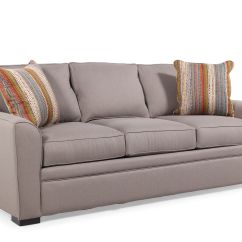 Au Sofa Bed Suede Cleaning Kit Traditional 83 Queen Sleeper In Cafe Lait Mathis Brothers Quot Caf Eacute