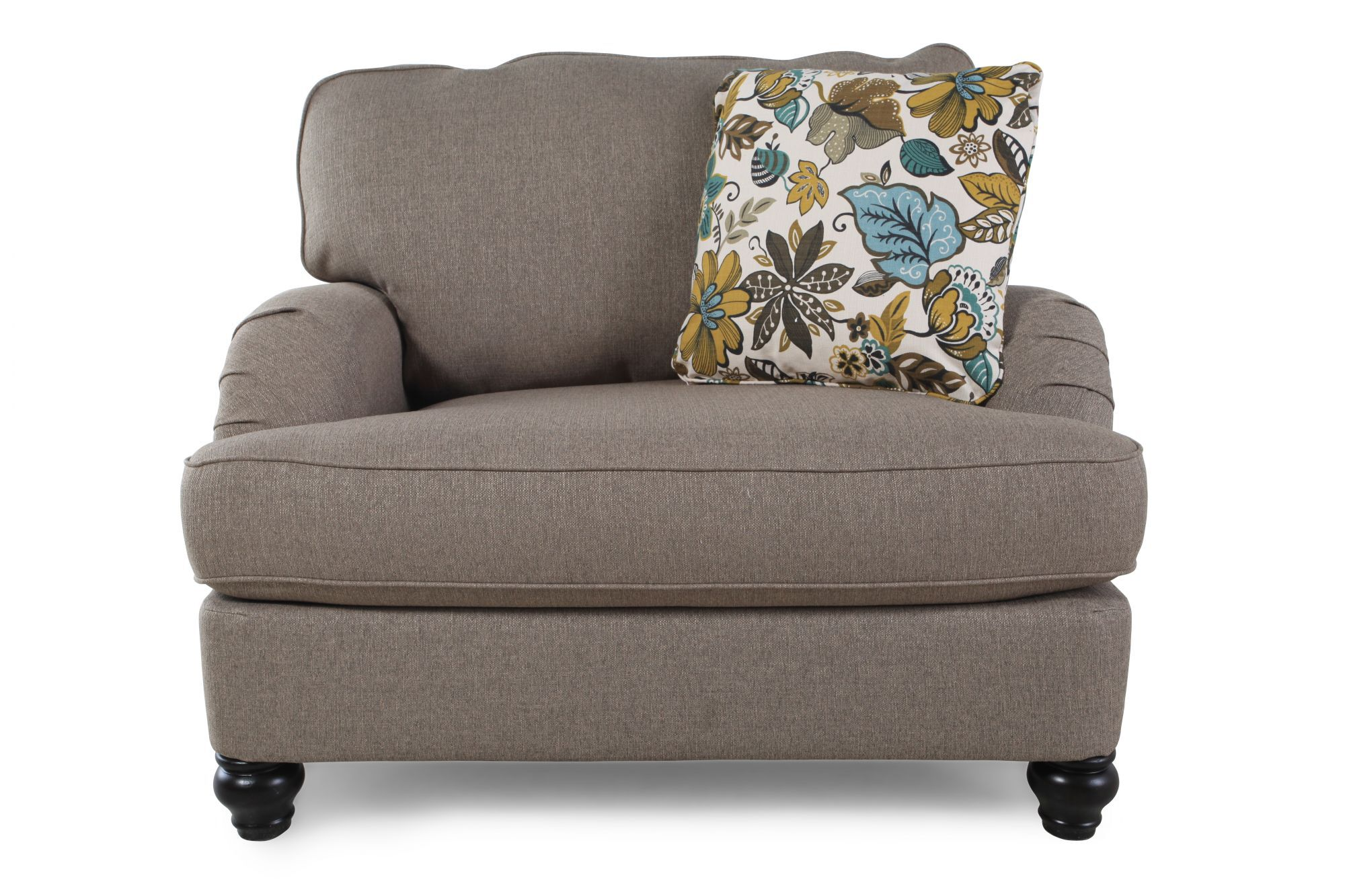 gray chair and a half covers from china english arm casual 46 quot in mathis