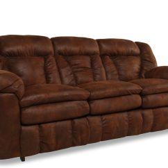 Lane Benson Queen Sleeper Sofa Sectional Pieces Individual Microfiber 88 Quot In Coffee Mathis