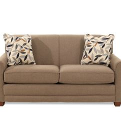 Traditional Sofa Sleeper Blu Dot Clyde Review 71 Quot Full In Brown Mathis