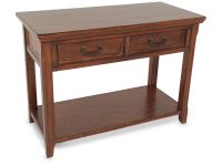 Ashley Woodboro Sofa Table | Mathis Brothers Furniture