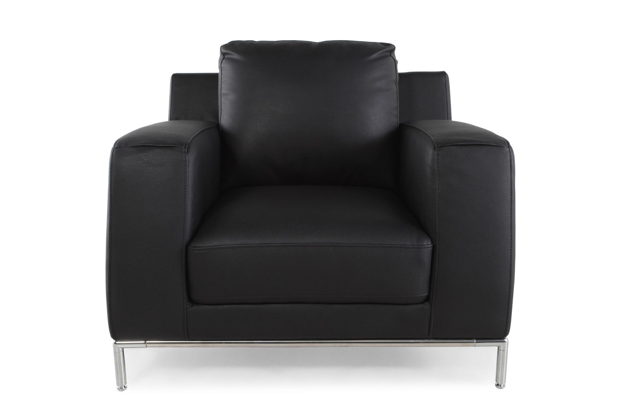 low profile chairs maccabee website contemporary 40 quot chair in ebony black mathis