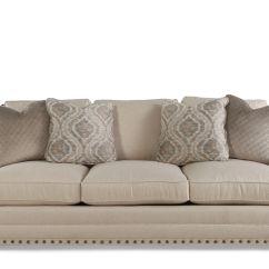 Bernhardt Sofas Color Leather Sofa Traditional Low-profile 94
