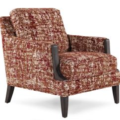 Contemporary Accent Chairs With Arms Revolving Chair Without Arm Track 30 Quot Mathis Brothers