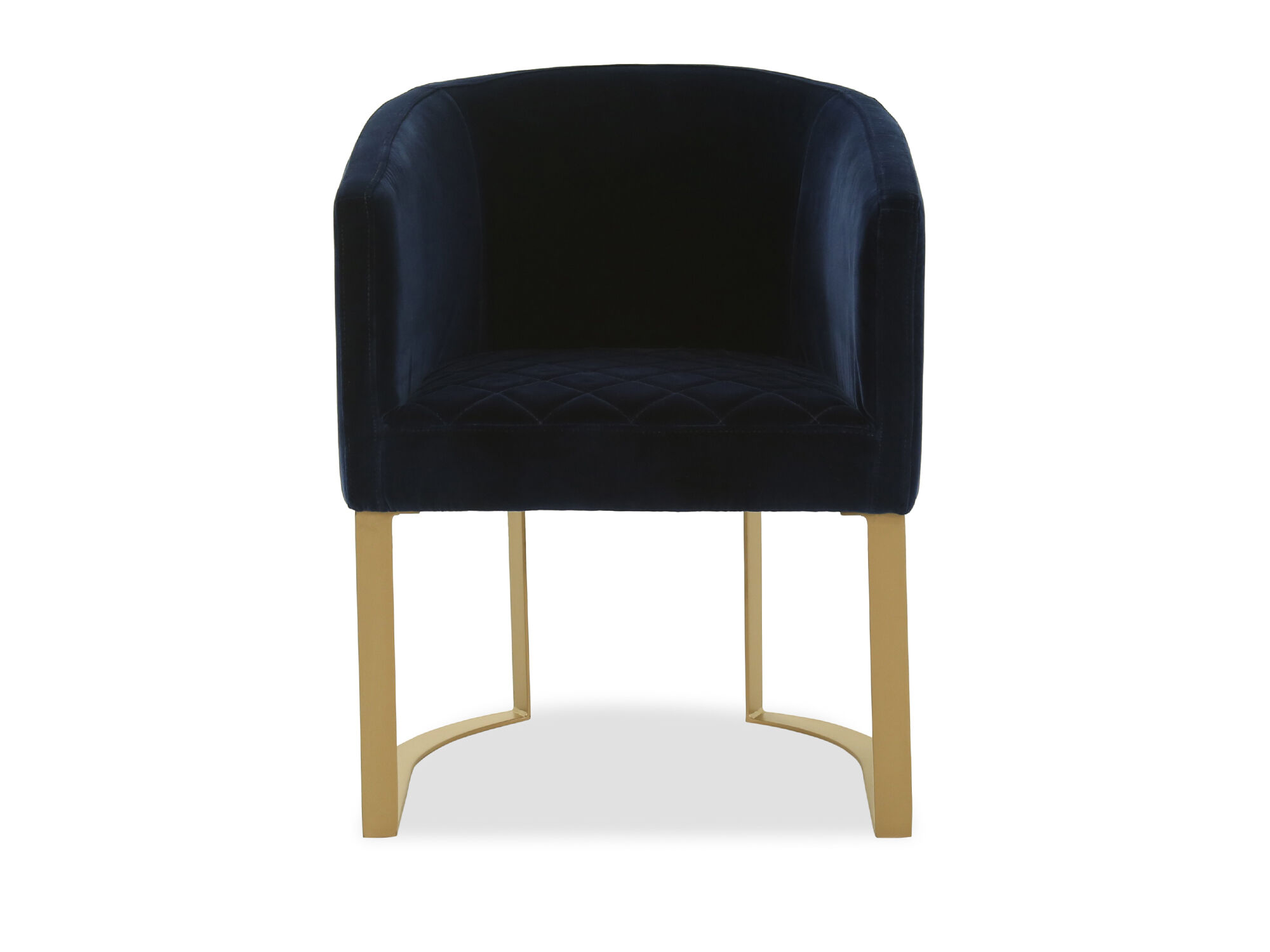 accent chair blue skyline furniture chairs for living room mathis brothers modern velvet in