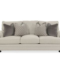 Bernhardt Sofas Sofa Sectional Slipcovers Nailhead-accented 98