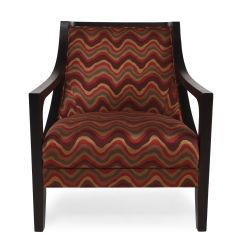 Traditional Accent Chairs Big Joe Bean Bag Chair Multiple Colors Wave Patterned 28 Quot Mathis